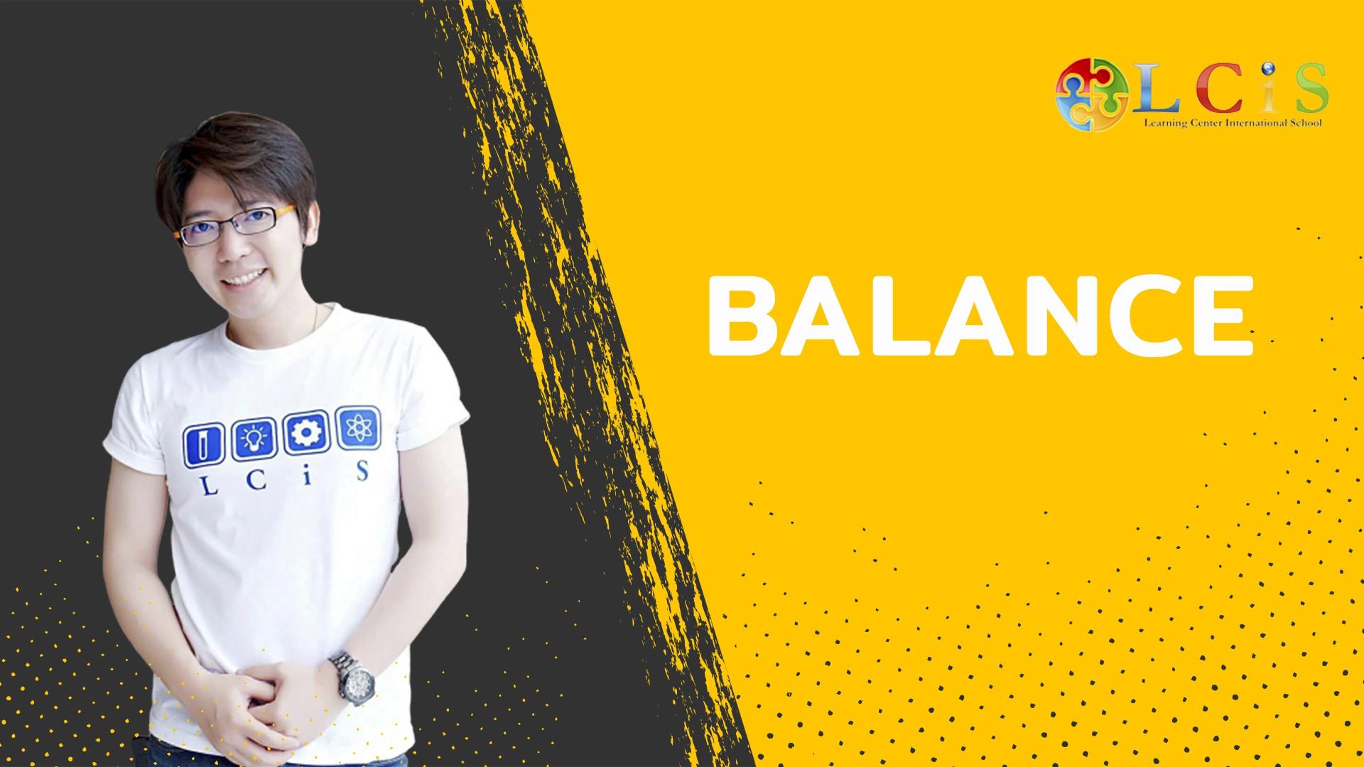 Balance (Mid-Term)