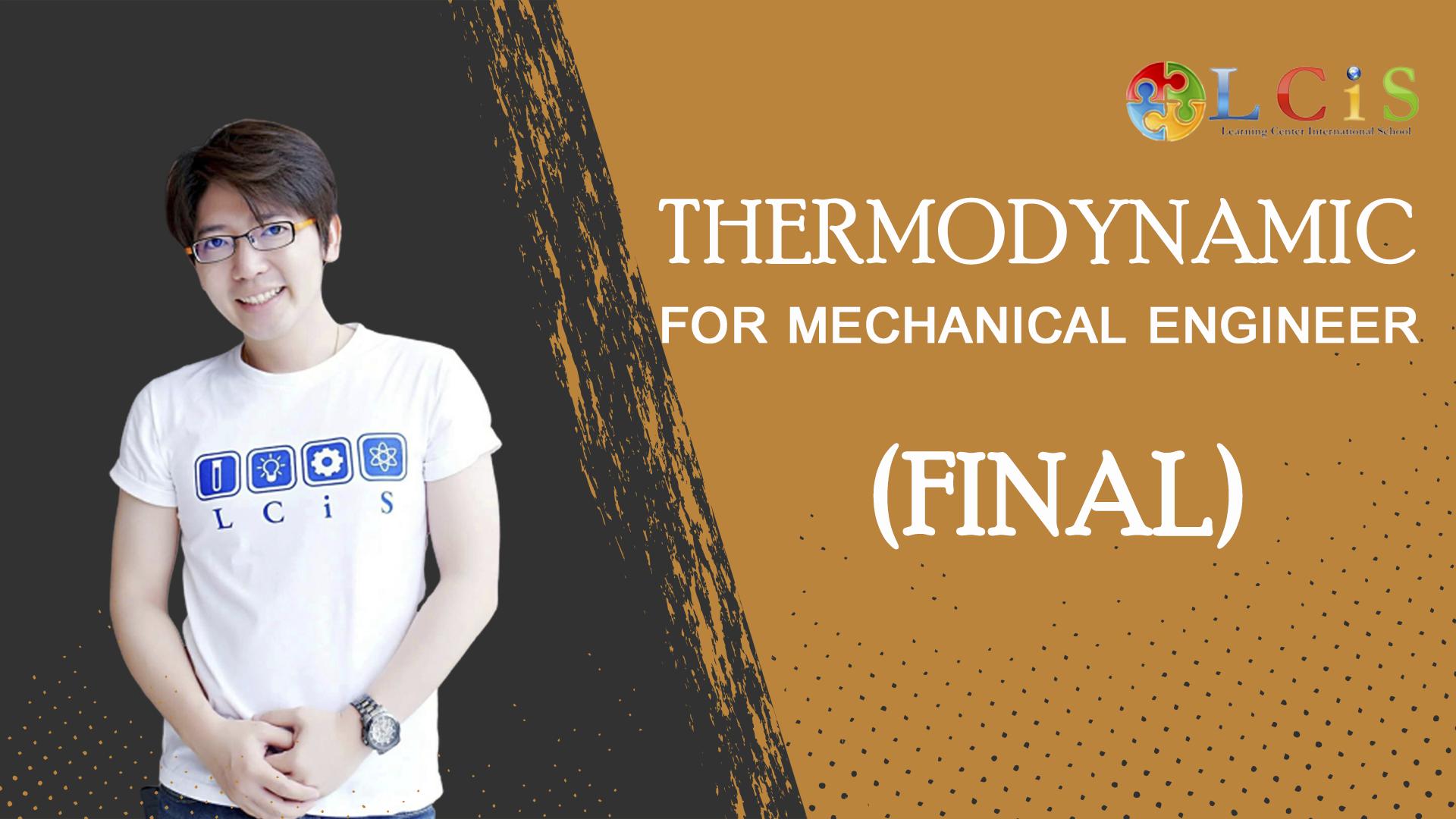 Thermodynamic (ME) Final
