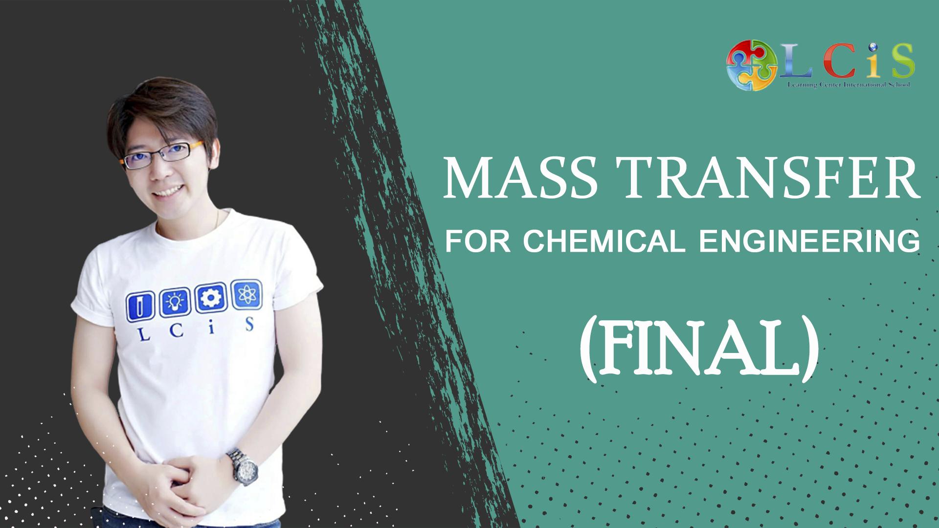 Mass Transfer (Final)