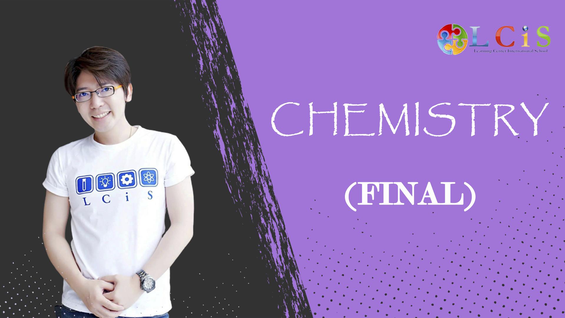 Chemistry (Final)