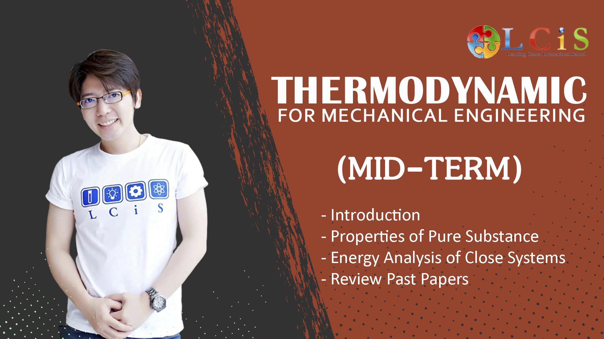 Thermodynamic (ME - Mid)