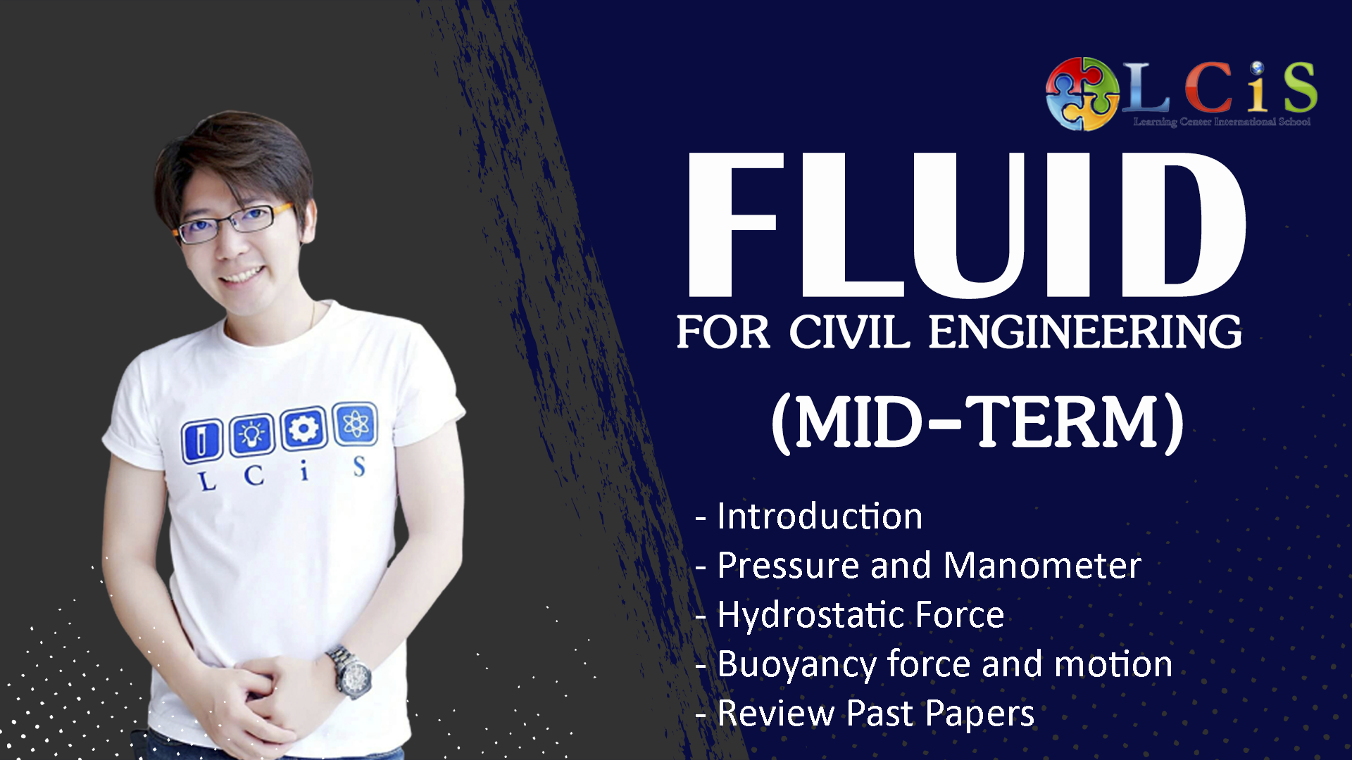 Fluid for Civil Engineering (CE) - Mid Term