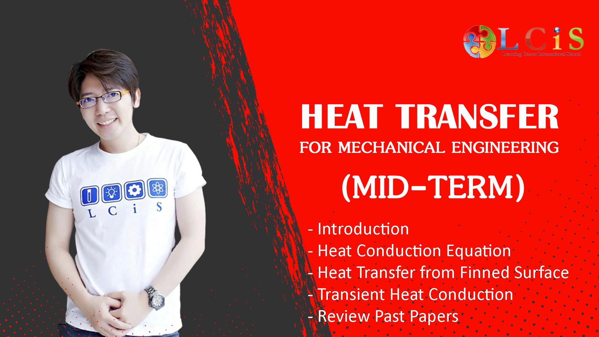 Heat Transfer (ME - Mid)